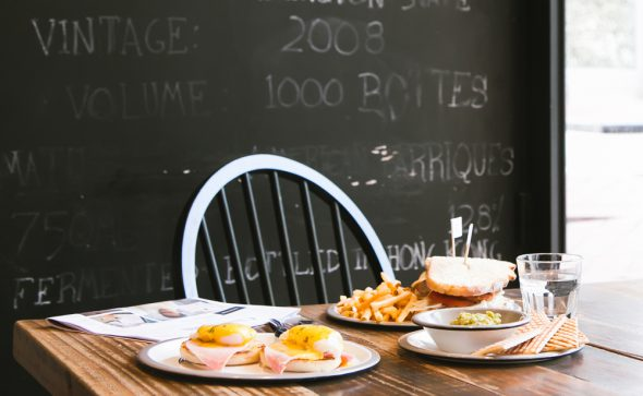 Restaurant Photography for Classified HK in Wan Chai