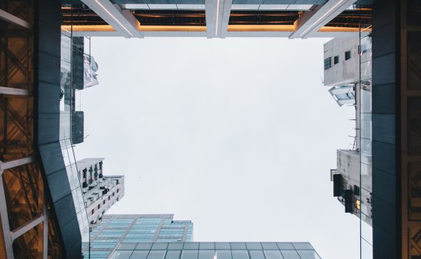 Hong Kong lookup –minimal architecture photography –Tracy Wong for Home Journal