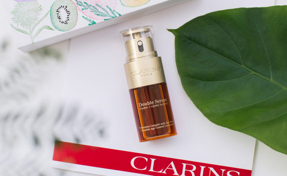 Clarins 8th Generation Double Serum | by Instagrammer and Photographer @tracywongphoto