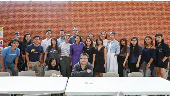 OWN Academy at American International School   Mentors & Workshop Leaders