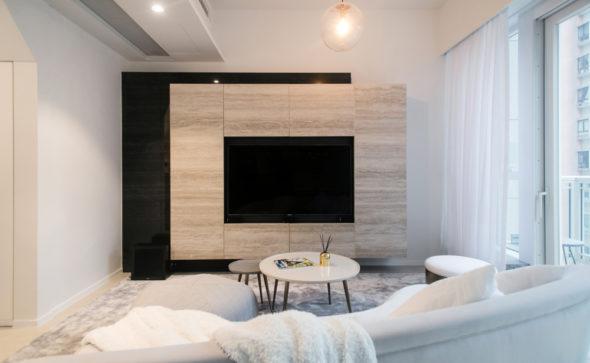 Living Room Designed by Liquid Interiors | Hong Kong Interior Photographer
